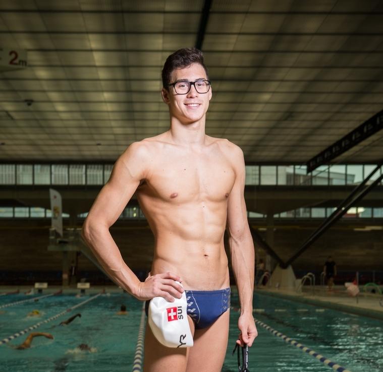Alexandre Haldemann.©Pierre Albouy/Service Cantonal du Sport