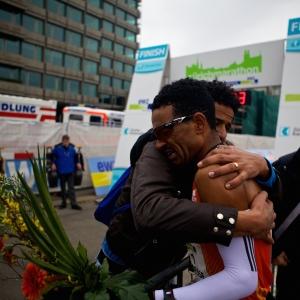 Tadesse Abraham au marathon de Zurïch